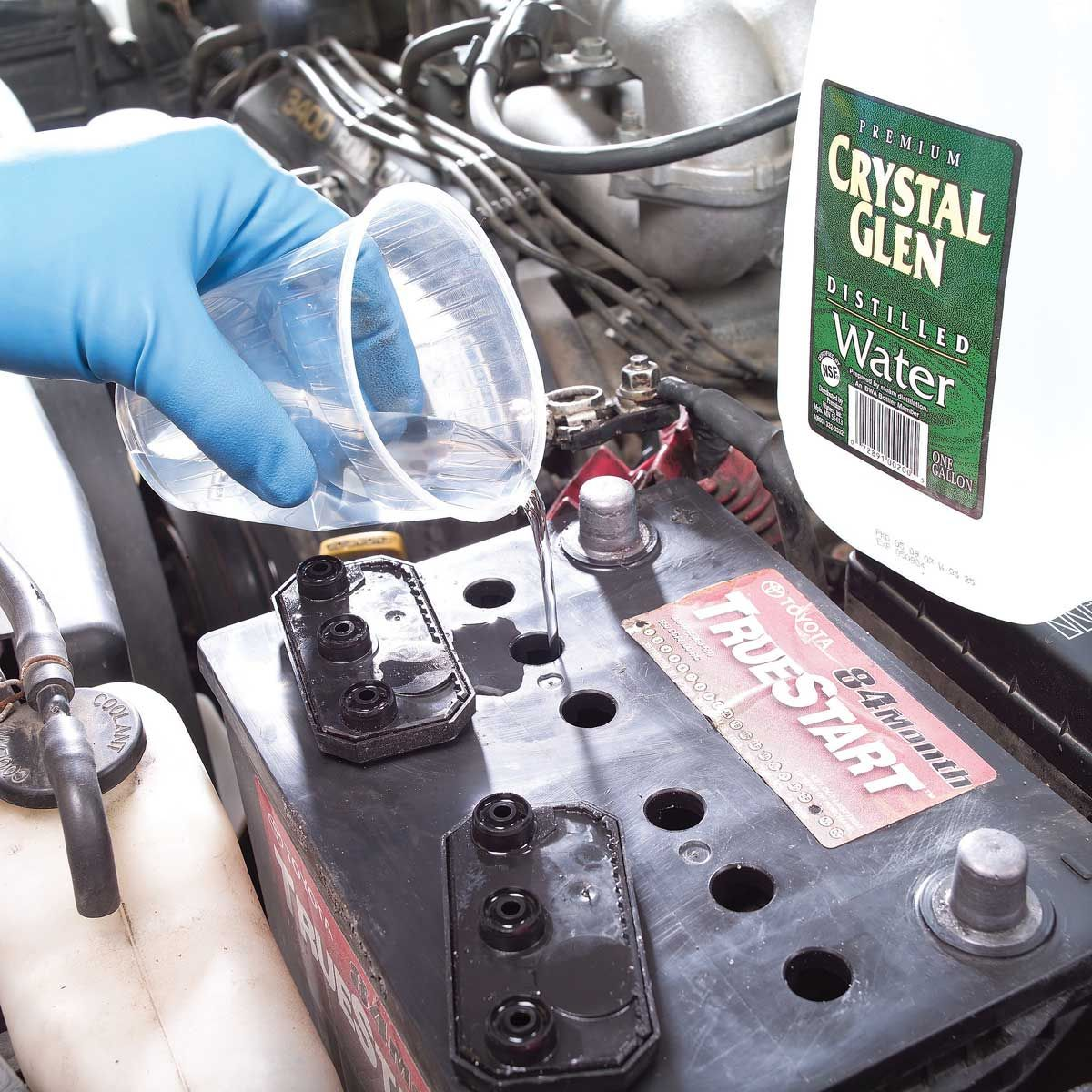 Do I Need To Top Off My Battery Fluid In 2020 Auto Repair Repair Automotive Repair