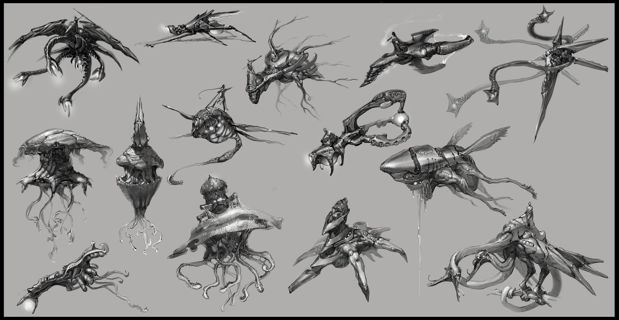 Art Rts Game Stormrise Concept Arts Update 10 02