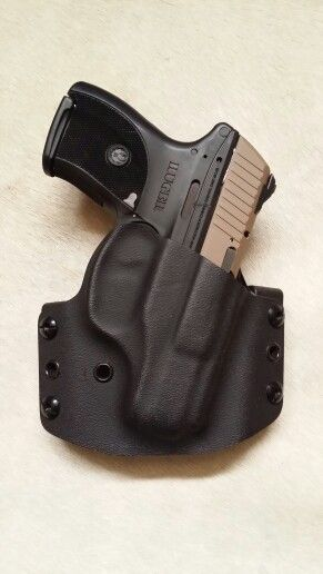 OWB High Rise Holster from WW Tactical Systems.