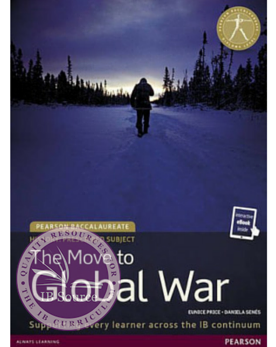 Pearson Baccalaureate History: The Move to Global War textbook + eText bundle