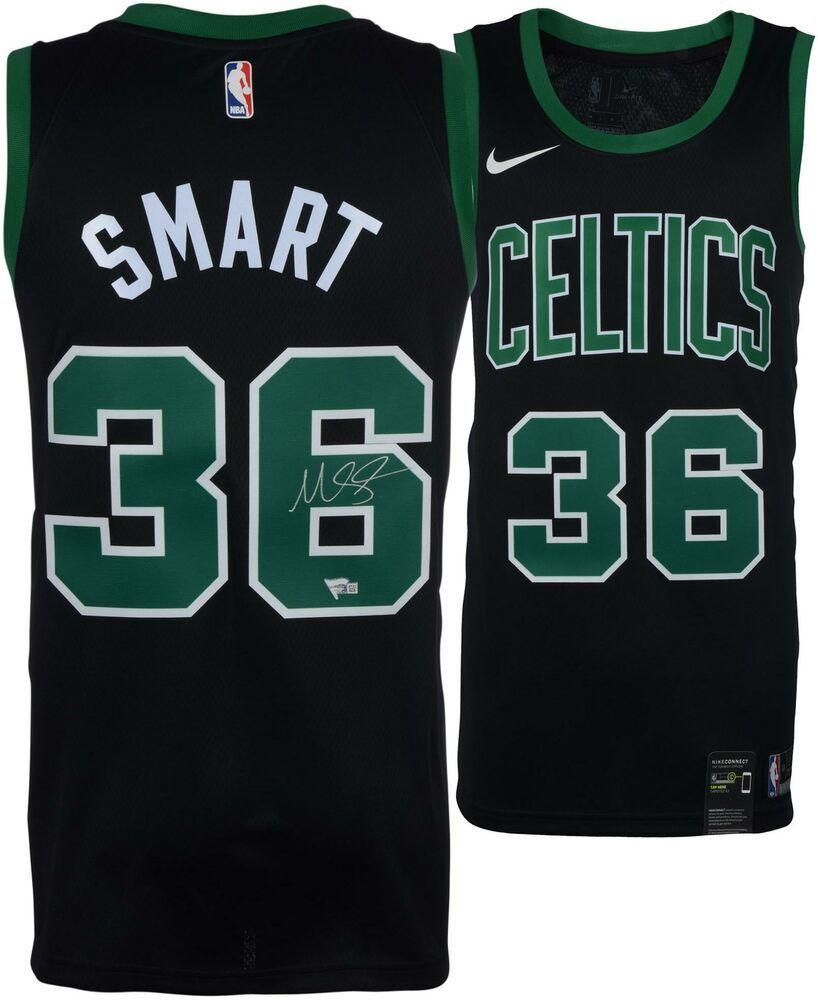 2eeb8de05c1 Marcus Smart Boston Celtics Autographed Black Nike Swingman Jersey  #sportsmemorabilia #autograph #basketballjersey