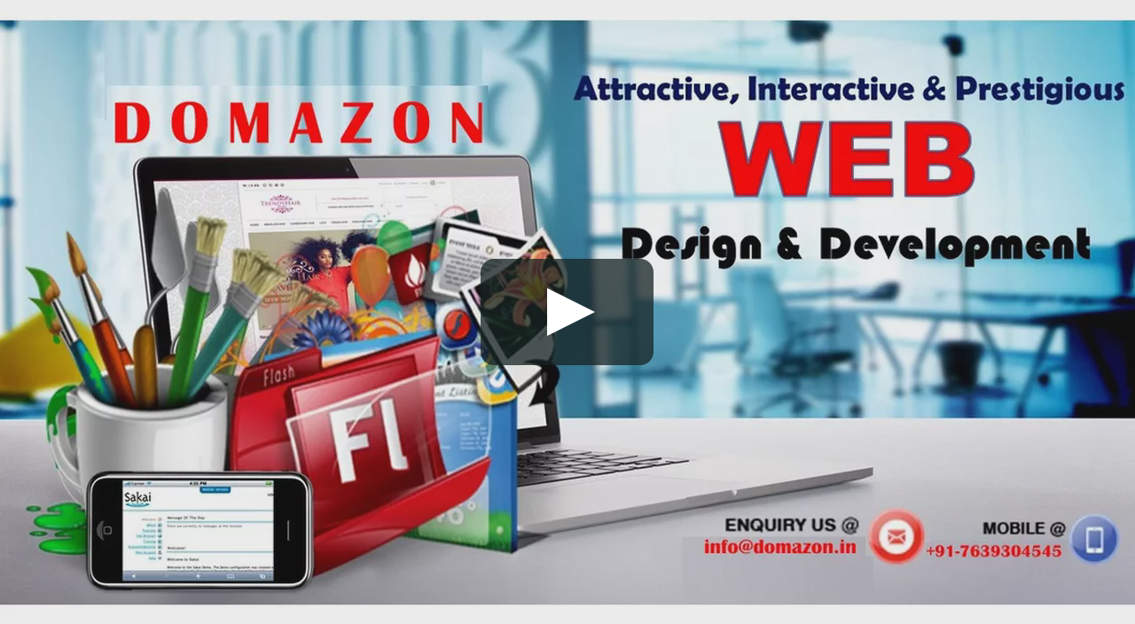 Domazon India S Top Ranked Indian Website Design And Web Development Company In India Providing I Website Design Company Website Design Web Development Design