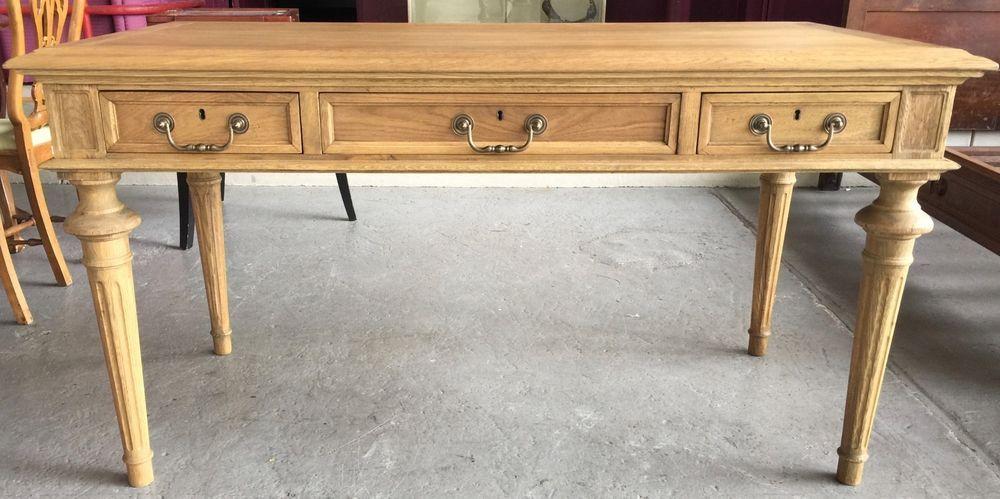 Restoration hardware french partners desk ebay