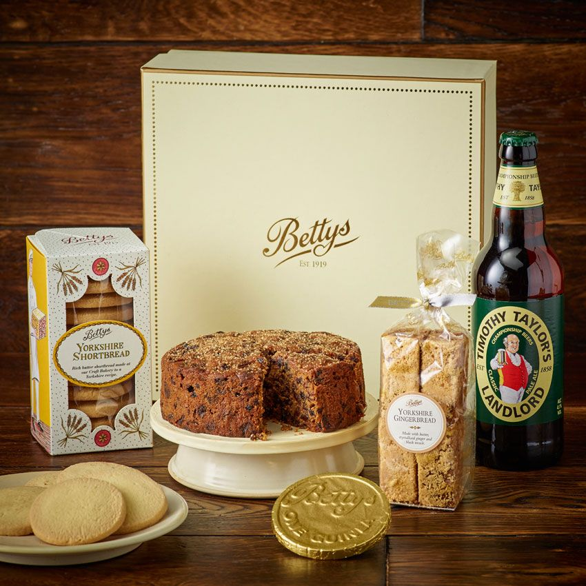Taste of Yorkshire Gift Box Food themes, Food gifts