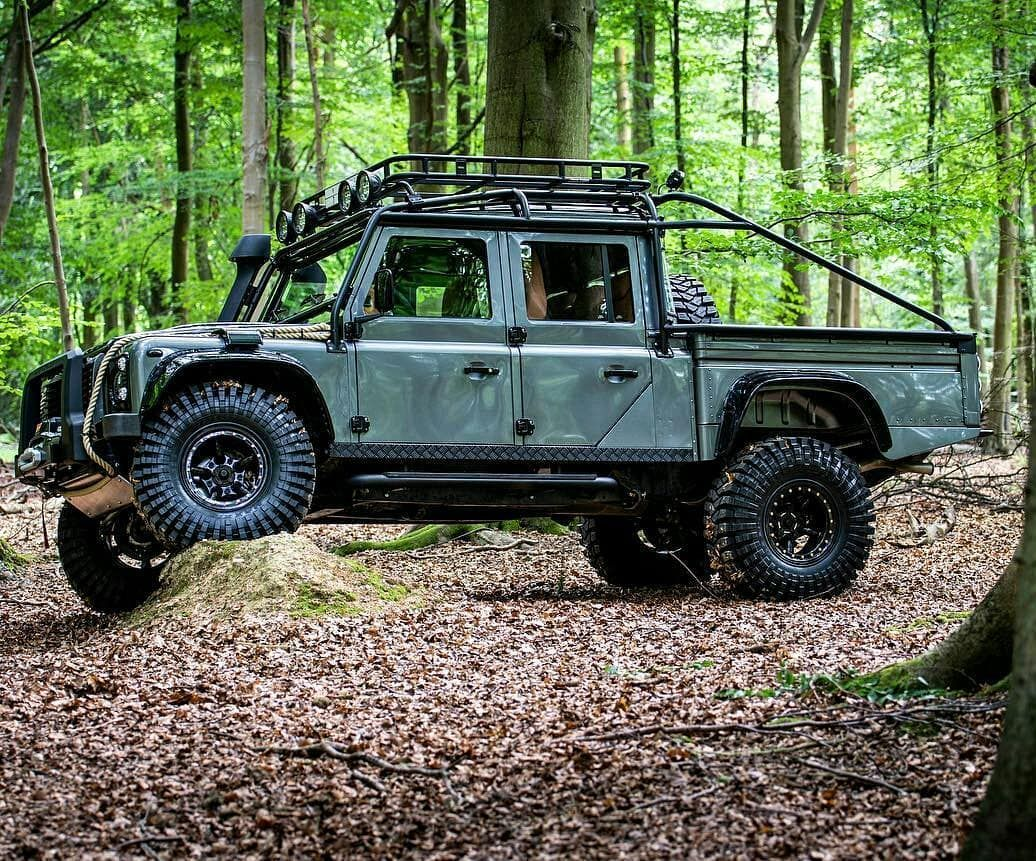 Tweakedautomotive Beast Follow Us Dailyoverland Landrover