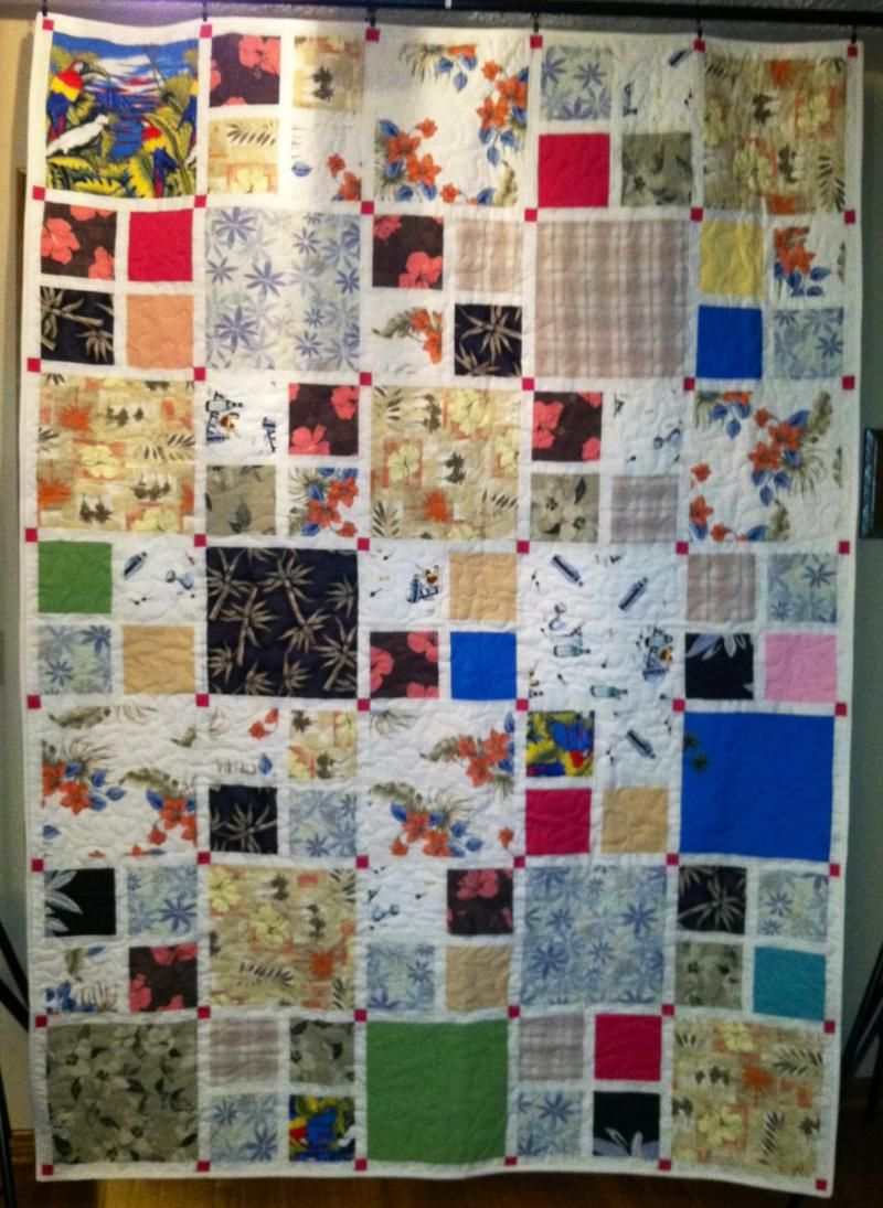 Custom Memory Quilts - Memory Quilts from Clothing | Quilting ... : memory quilt ideas - Adamdwight.com