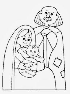 Presepios Desenho De Presepio Paginas Para Colorir Natal