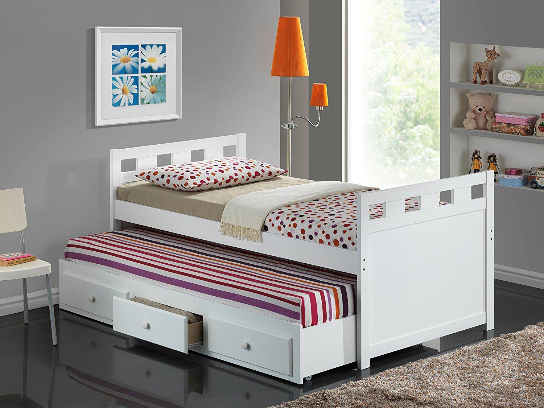 Kids Trundle Beds Amazon Com Broyhill Kids Breckenridge