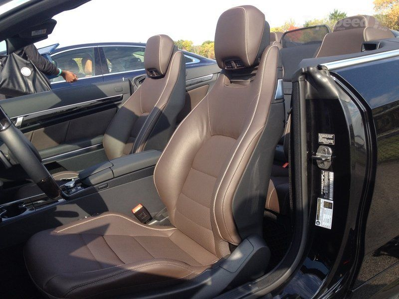 2014 Mercedes-Benz E550 Cabriolet - Driven Gallery 529286