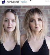 Vorhang Pony: 14 Möglichkeiten, um 2019 Cool Girl Hair Cut – Hair Cutting – Mo …