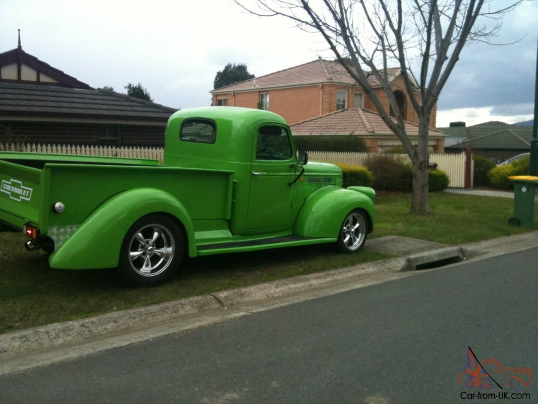 1946 Chevy Pickup Truck For Sale 1946 Chevrolet Coe Truck For