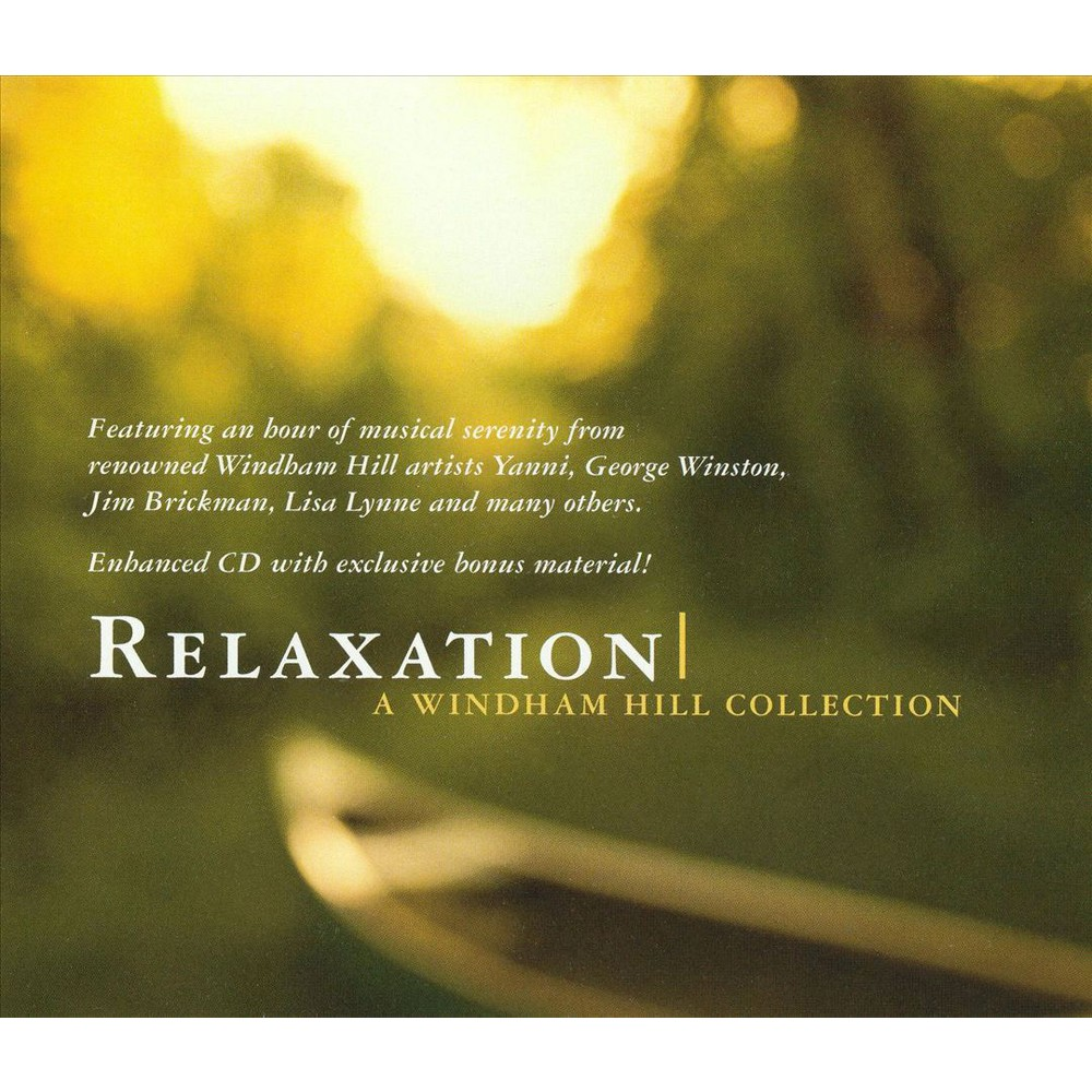 Various Artists - Relaxation (Windham Hill) (CD)