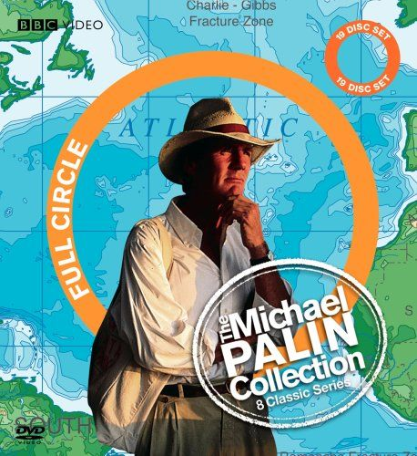 The Michael Palin Collection New Europe Around The World In 80