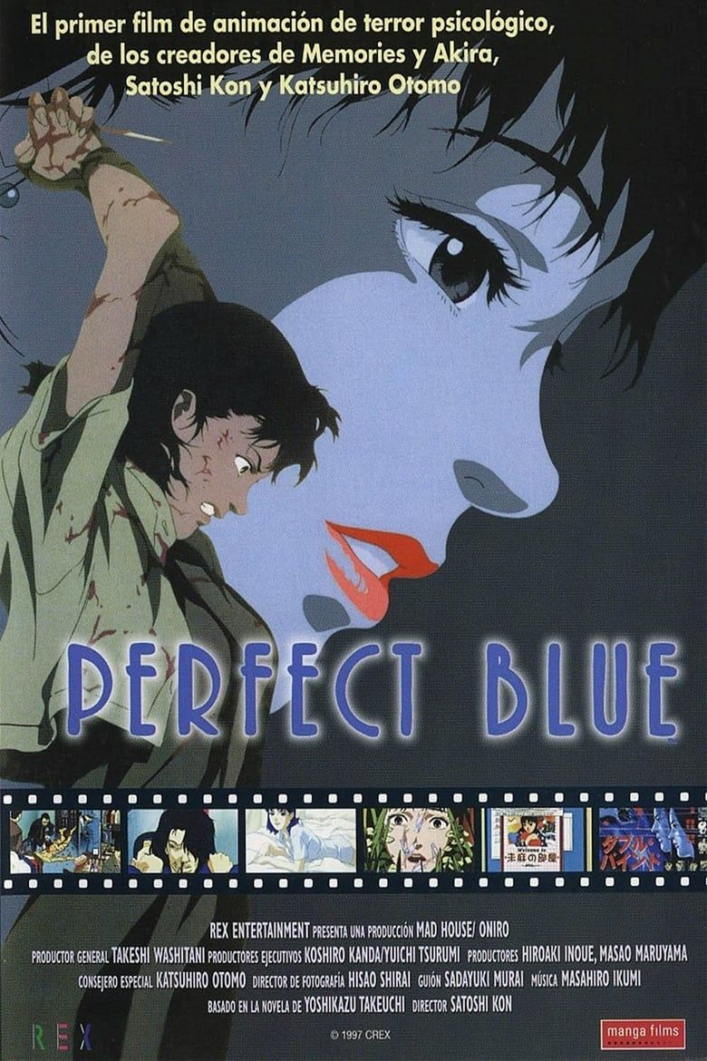Perfect Blue Streaming Vf : perfect, streaming, Perfect, Pelicula, Completa, Español, Latino, Gnula, Movies, Online, Free,, Movies,