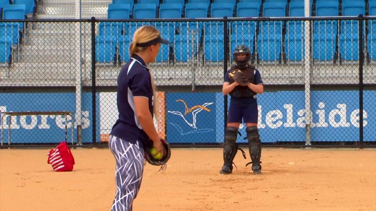 Softball Pitching Drills with Monica Perry Part 2