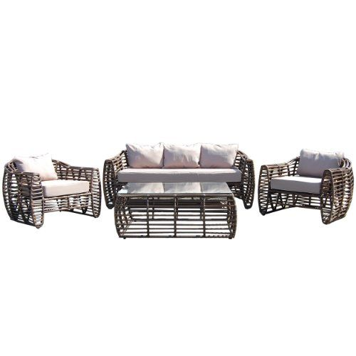 Rockingham Outdoor All Weather Rattan Garden Sofa Set Wovenhill Rattan  Garden Furniture http. Rockingham Outdoor All Weather Rattan Garden Sofa Set Wovenhill