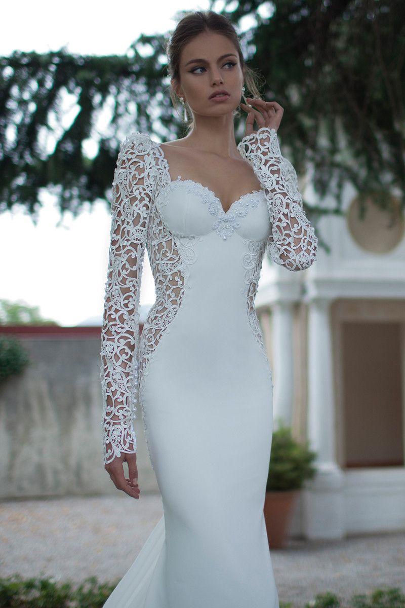 Lis Simon | Pinterest | Cat dresses, Berta bridal and Ivory white