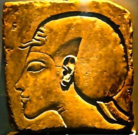 Akhenaten at Museumsinsel, Berlin, Germany