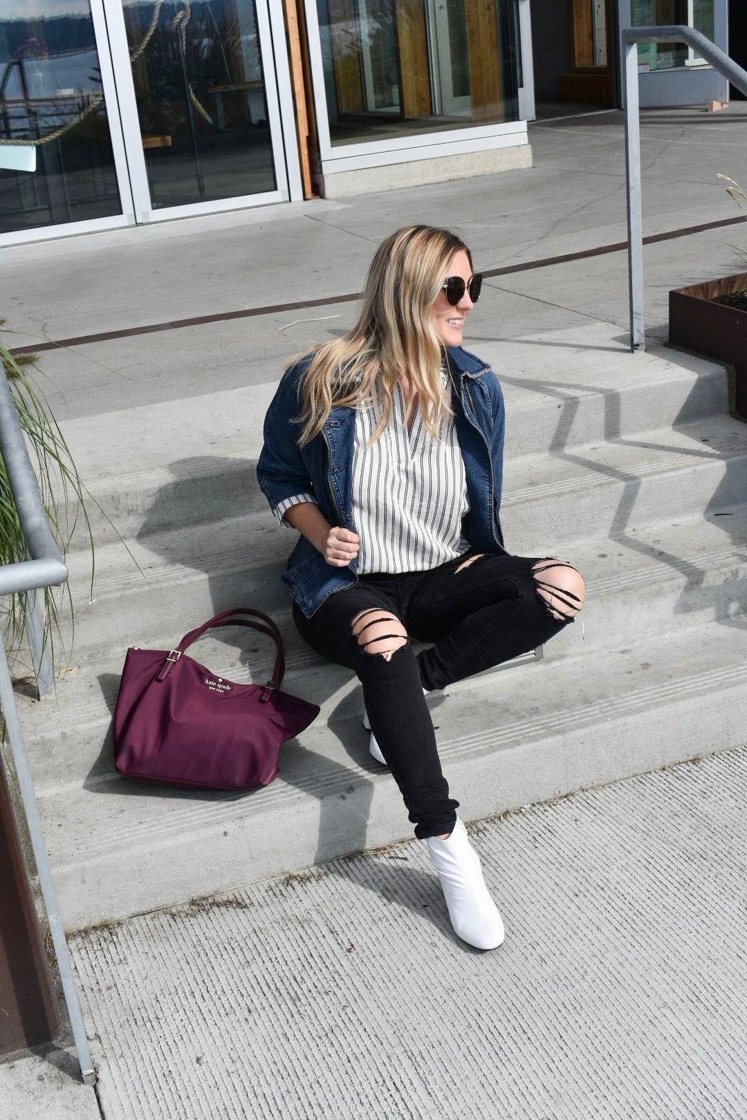 Fall Fashion: Must have fall trend 2017: White Boots ...