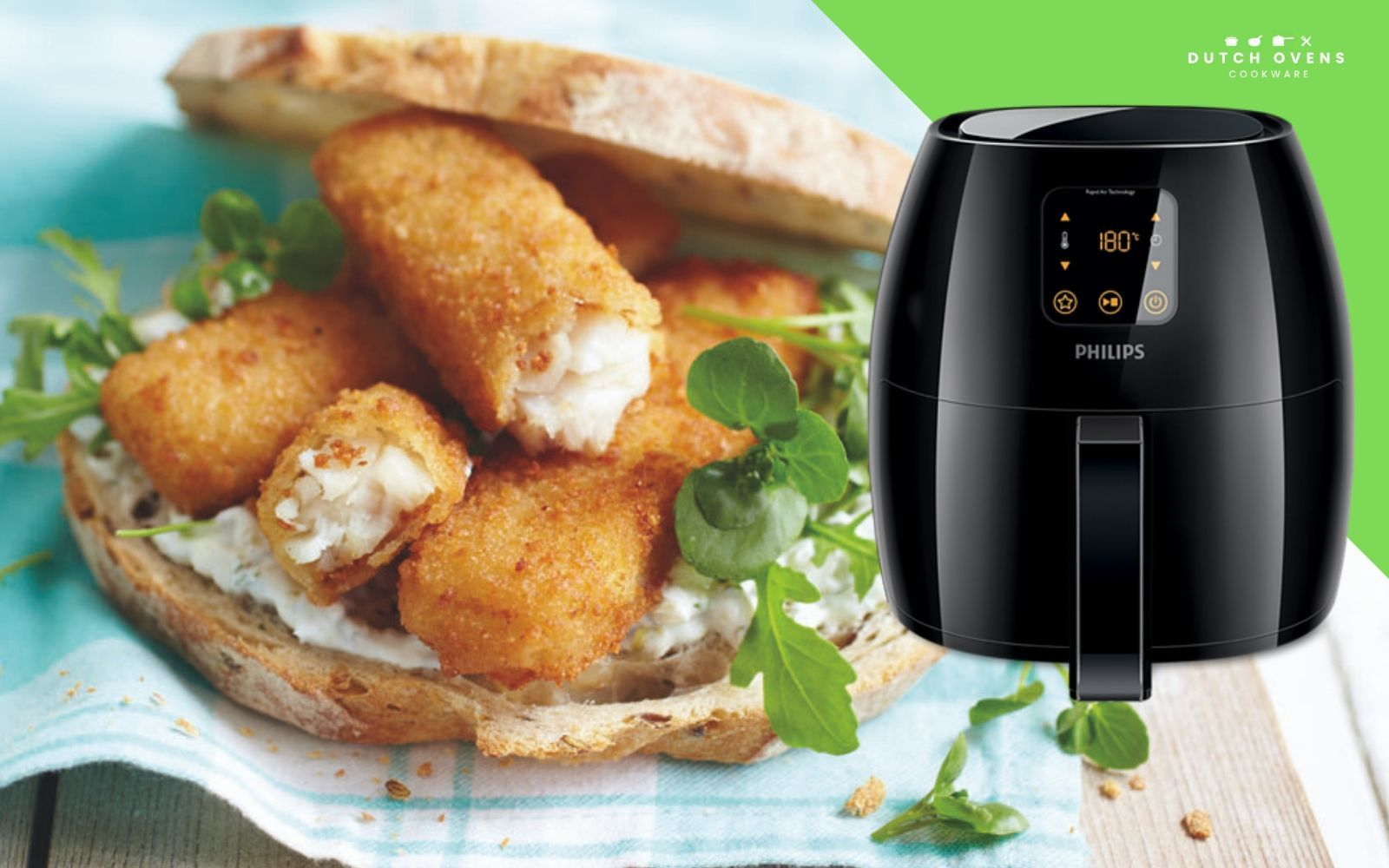 Frozen Fish in Air Fryer …a Delight Awaits (With images