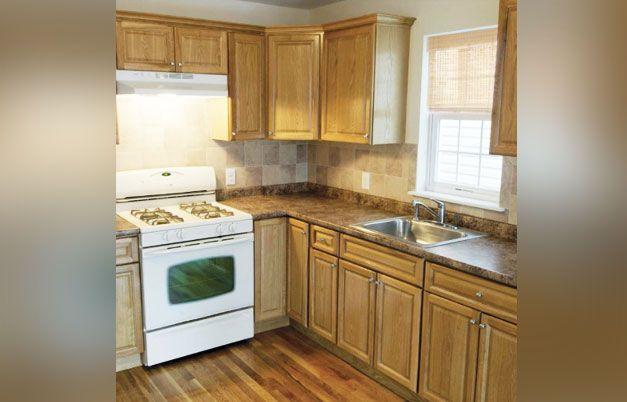 Harvest Oak Pre Assembled Kitchen Cabinets Home Ideas