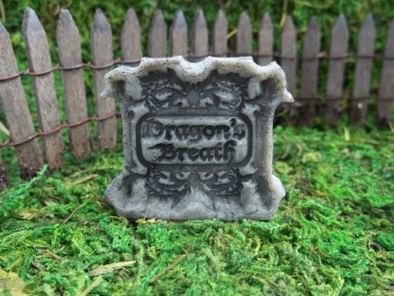 miniature tombstone graveyard halloween indoor or outdoor fairy
