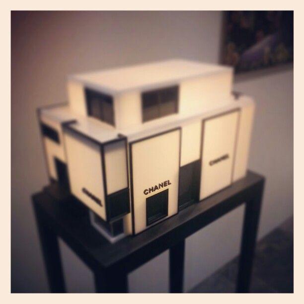 Mini Chanel Boutique @Alexis R Taylor Basel