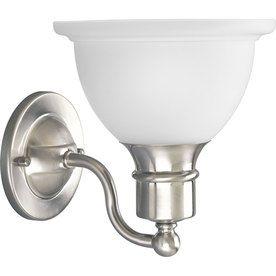 *** Favorite for Master Bath*** Progress                Lighting�Madison Brushed Nickel Bathroom Vanity Light $40.23
