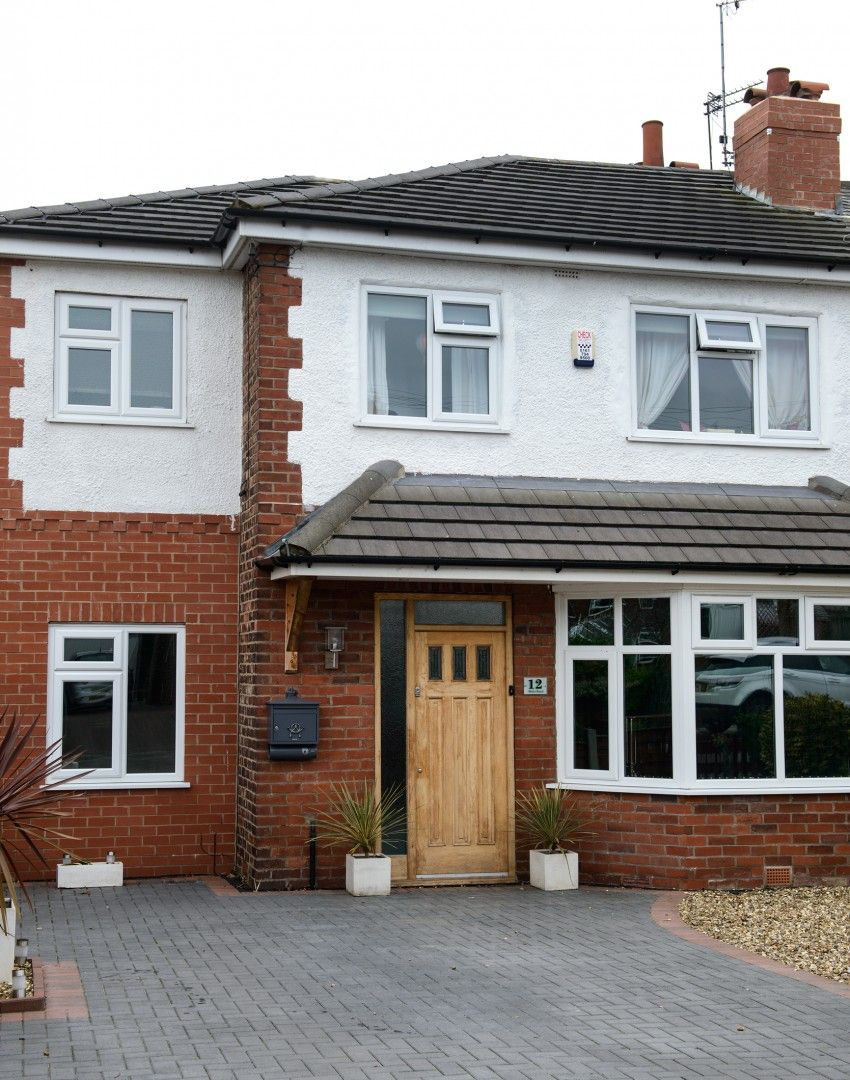 extension semi detached house Google Search 1930s