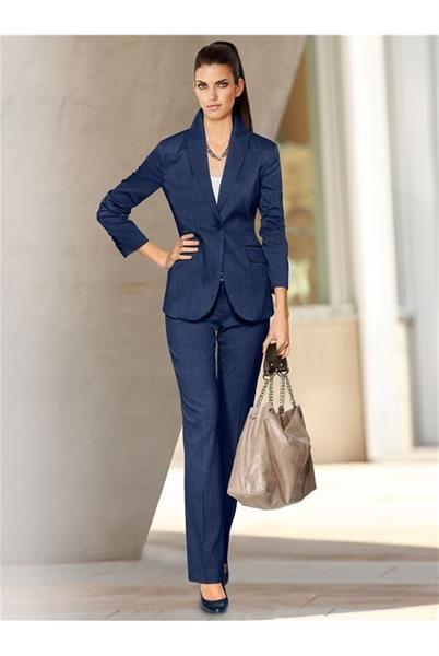 70b9fd48b2e Модели женских деловых брючных костюмов фото