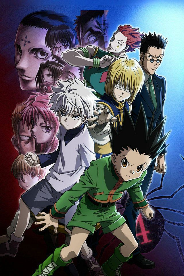 Hunter x Hunter The Last Mission Poster 27x40cm Wall