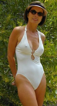 Swimsuit mature porn