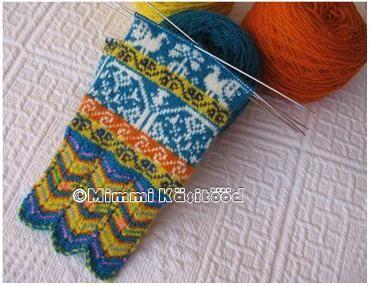 Mimmi handicraft blog
