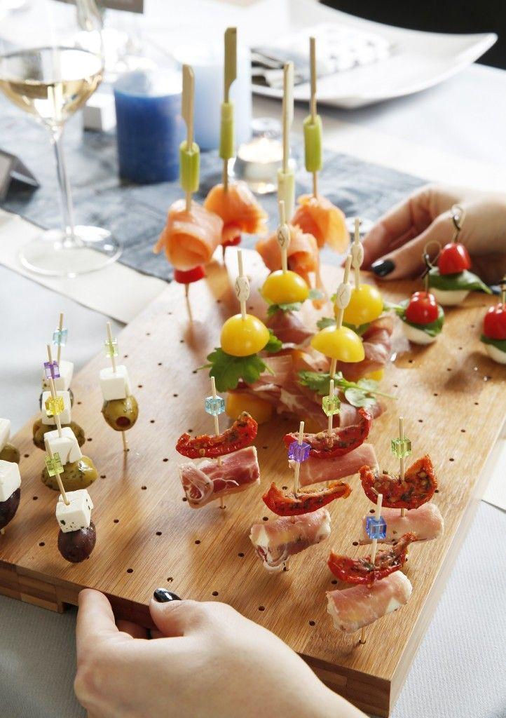 Beste Voor elk feest de juiste feestversiering | Hapjes, Eten en drinken EP-86