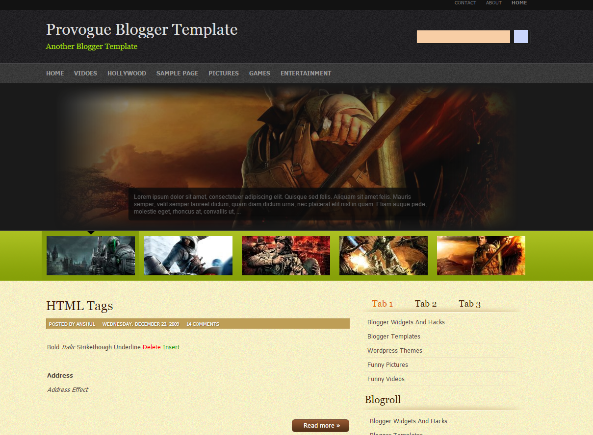 Blogger Templates Free Download Increase Your Blog Page Views Using