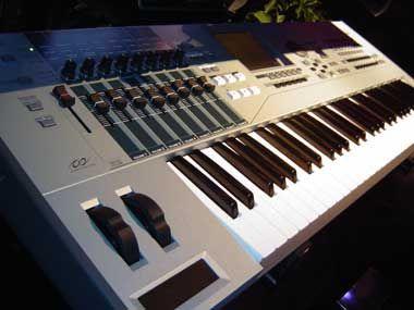 Yamaha Motif XS Series | Music | Synthesizer music, Yamaha, Music