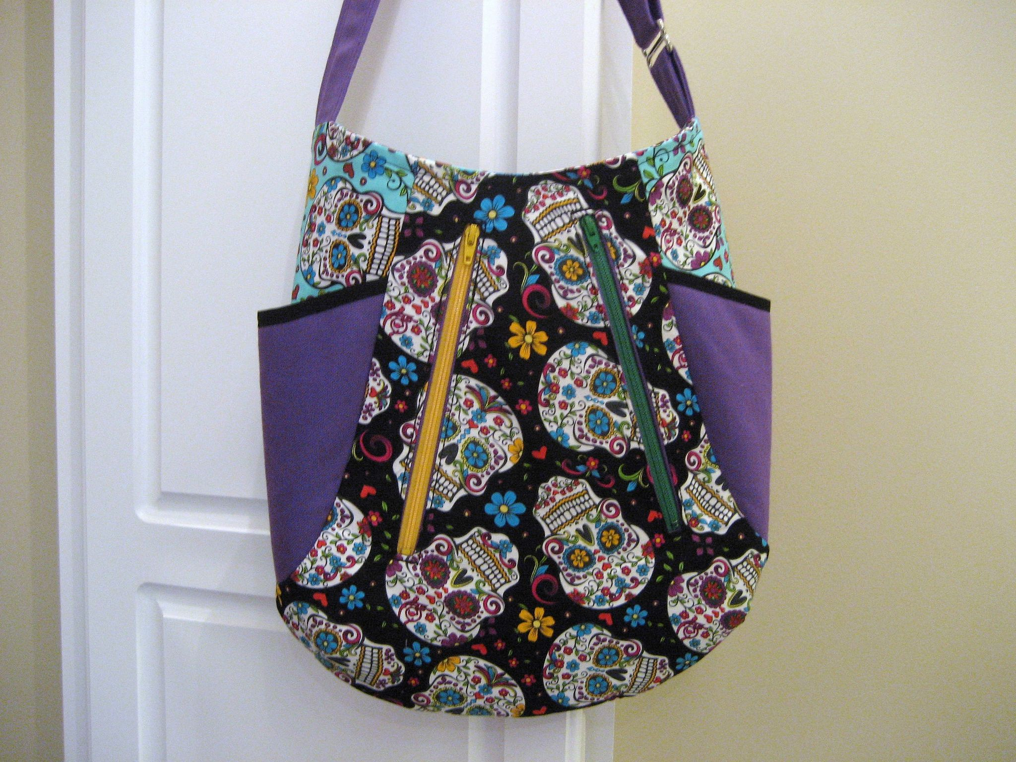 241 tote sew along dress