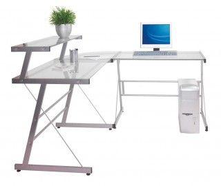 Best 12 Extraordinary Corner Desk Glass Picture Ideas Office Desk Glass Corner Desk Ikea Computer Desk