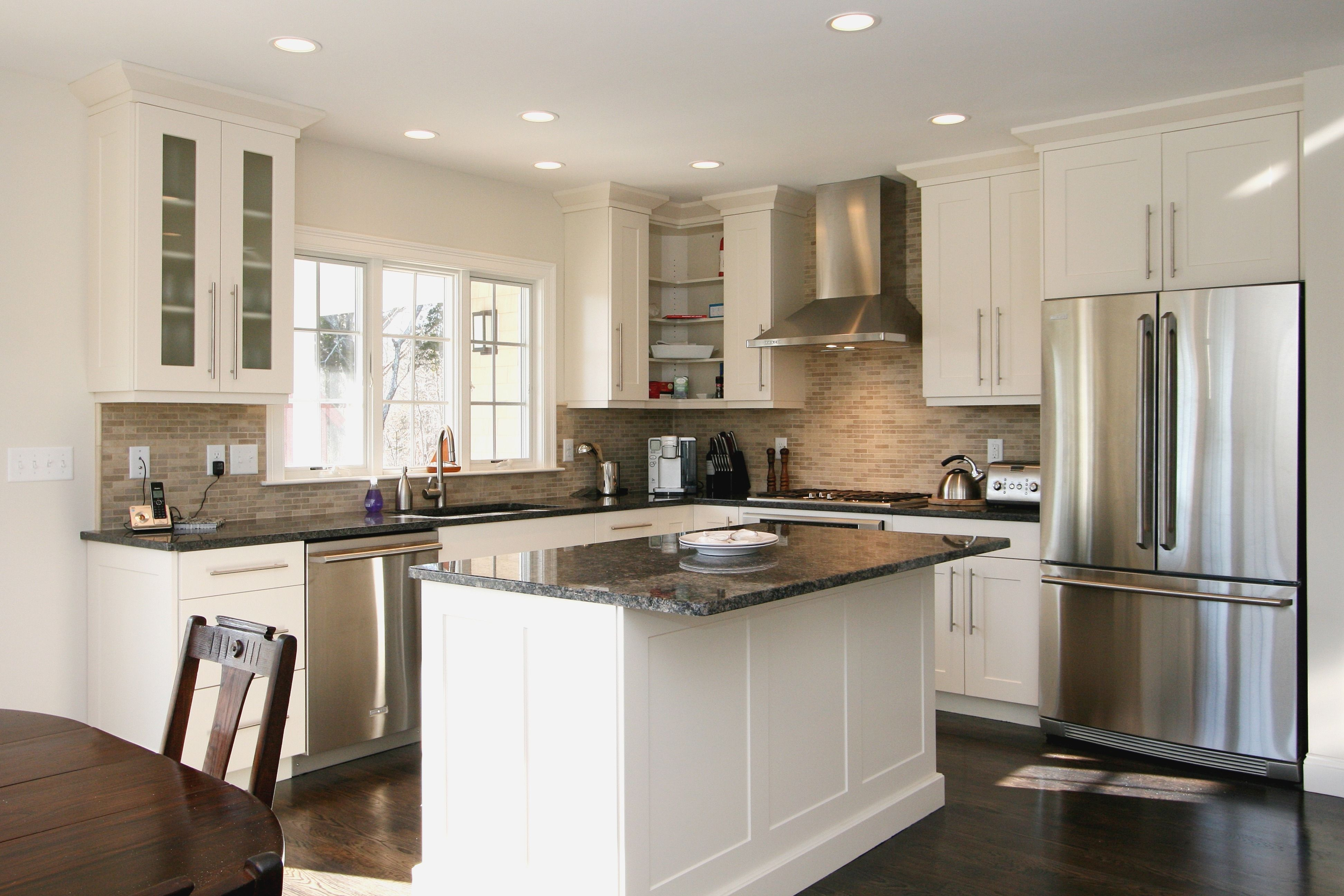 find cool l shaped kitchen design for your home now small kitchen layouts l shaped kitchen on kitchen island ideas small layout id=64724
