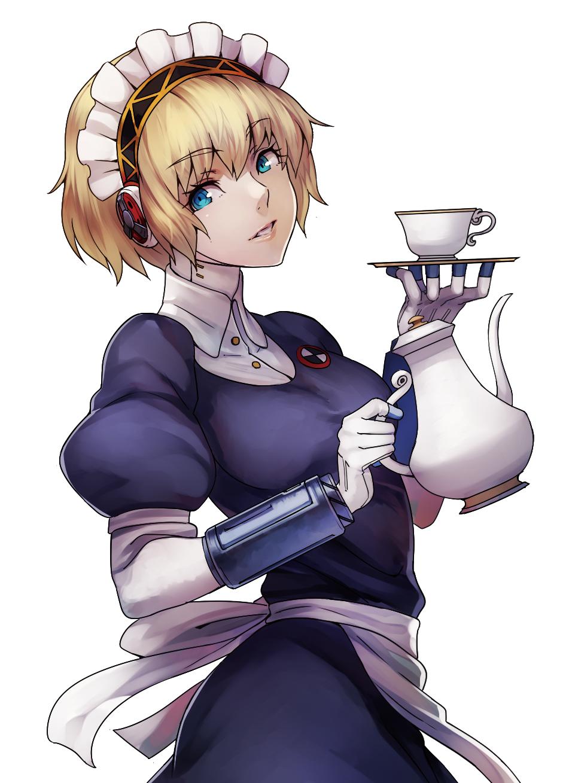Aigis Persona 3 ペルソナ アイギス イラスト