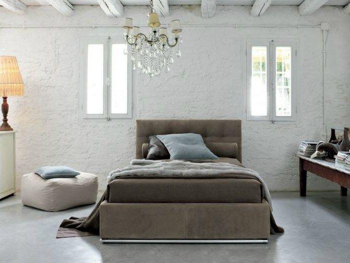 MAX CAPITONNÈ | Letto in pelle | Interiors