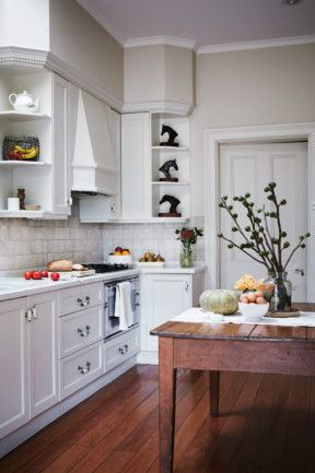 20 Best Country Kitchens Gallery 16 Of 20   Homelife