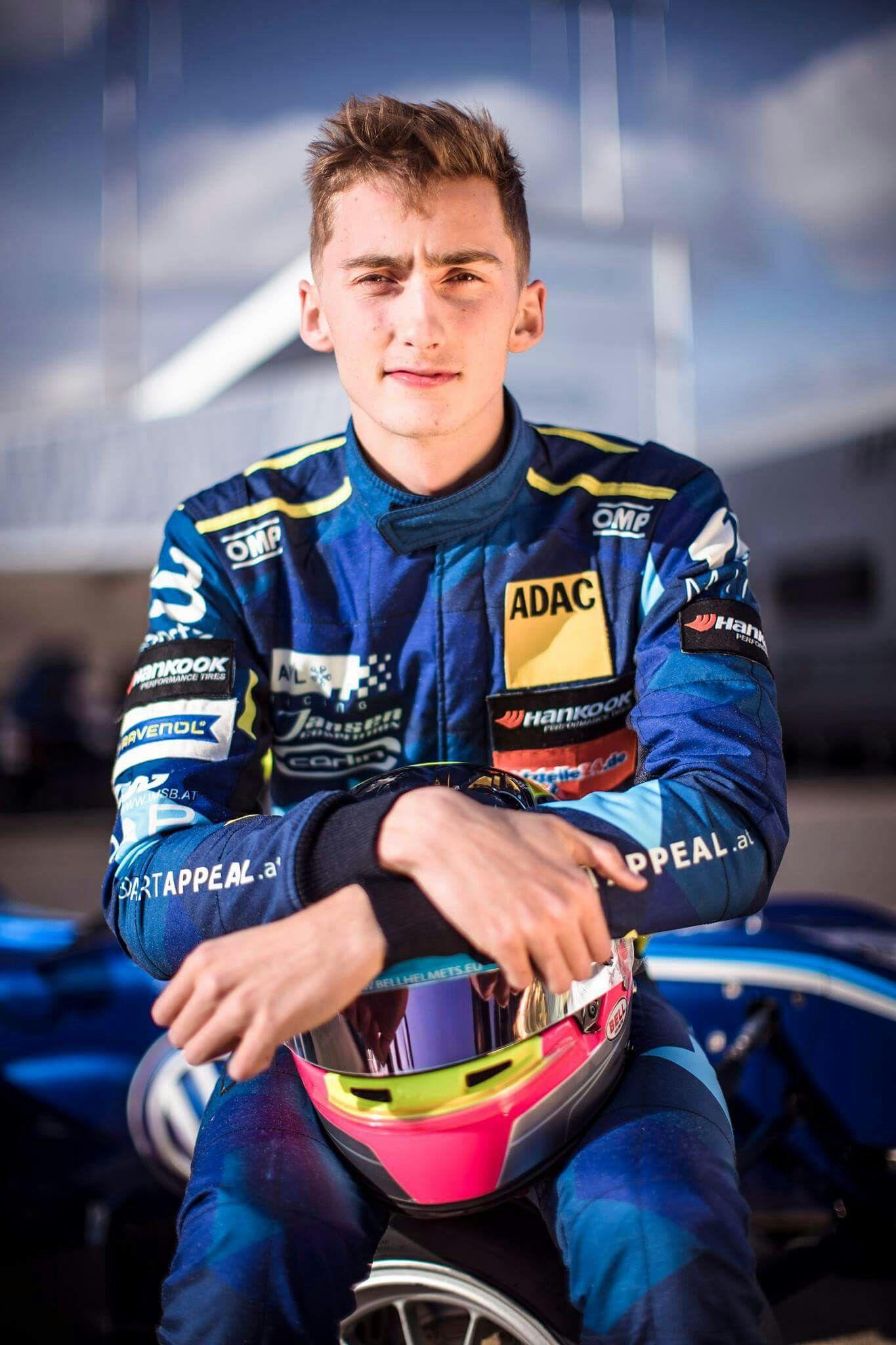Ferdinand Habsburg, Racing Driver (Aut) For Carlin In Fia F3