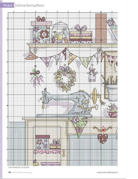 Pin de Annie Mathew en annie\'s needlework designs | Pinterest ...