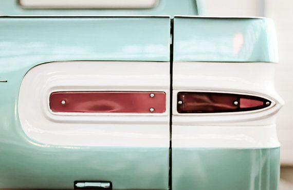 Minimalist car Photograph chevrolet vehicle by brandMOJOimages, $10.00