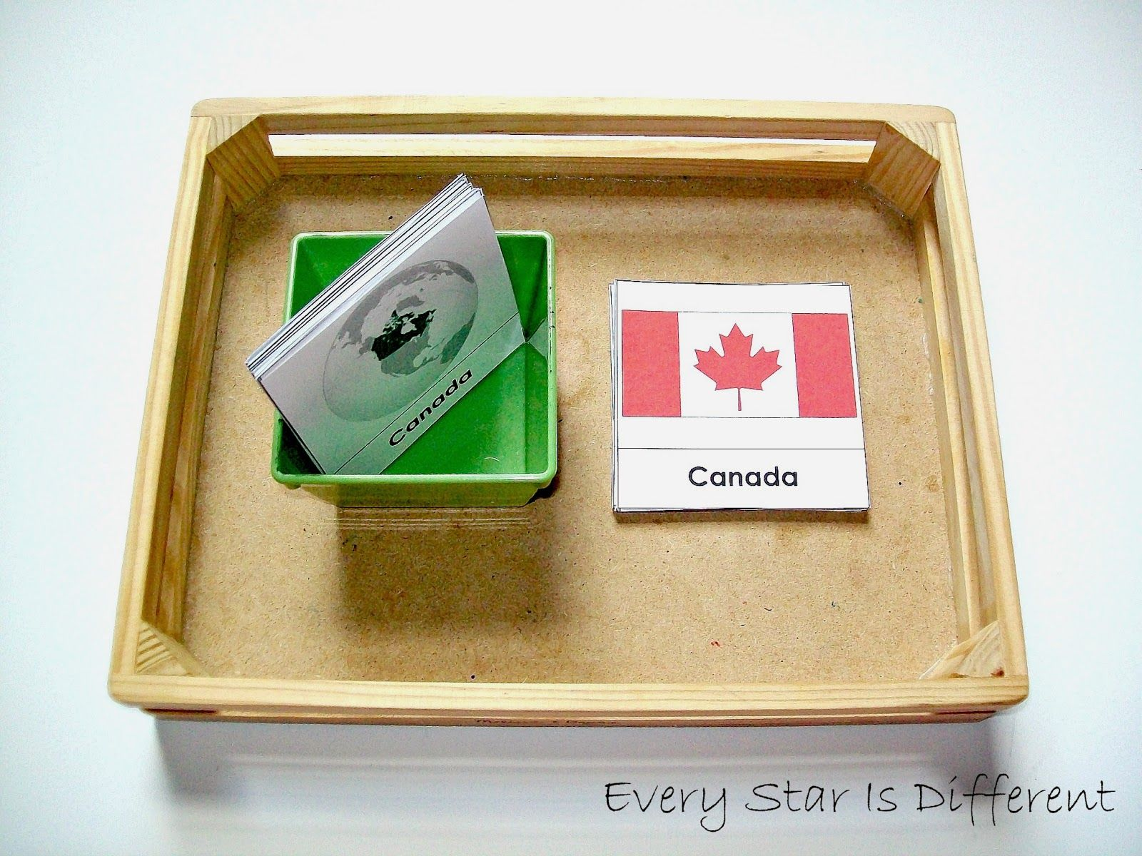 North America Unit With Free Printables