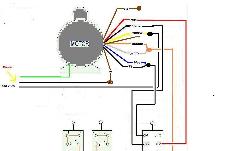 12 complex electric motor wiring diagram ideas electric