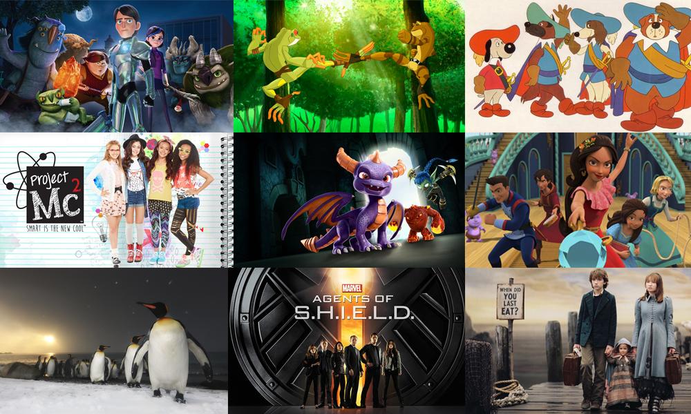 Las 12 Mejores Series Infantiles De Netflix Mejores Peliculas De Netflix Netflix Series Infantiles