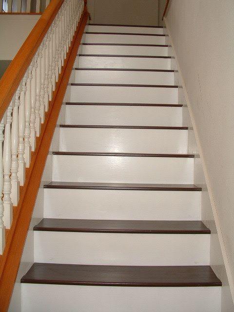 Installing Laminate Flooring On Stairs Diy Al Flip Ideas And
