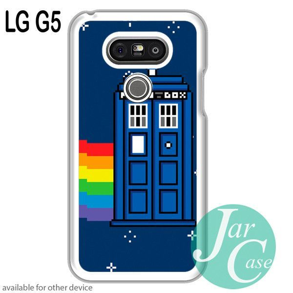 Doctor Who Police the Box Tardis Phone case for LG G5 and other cases